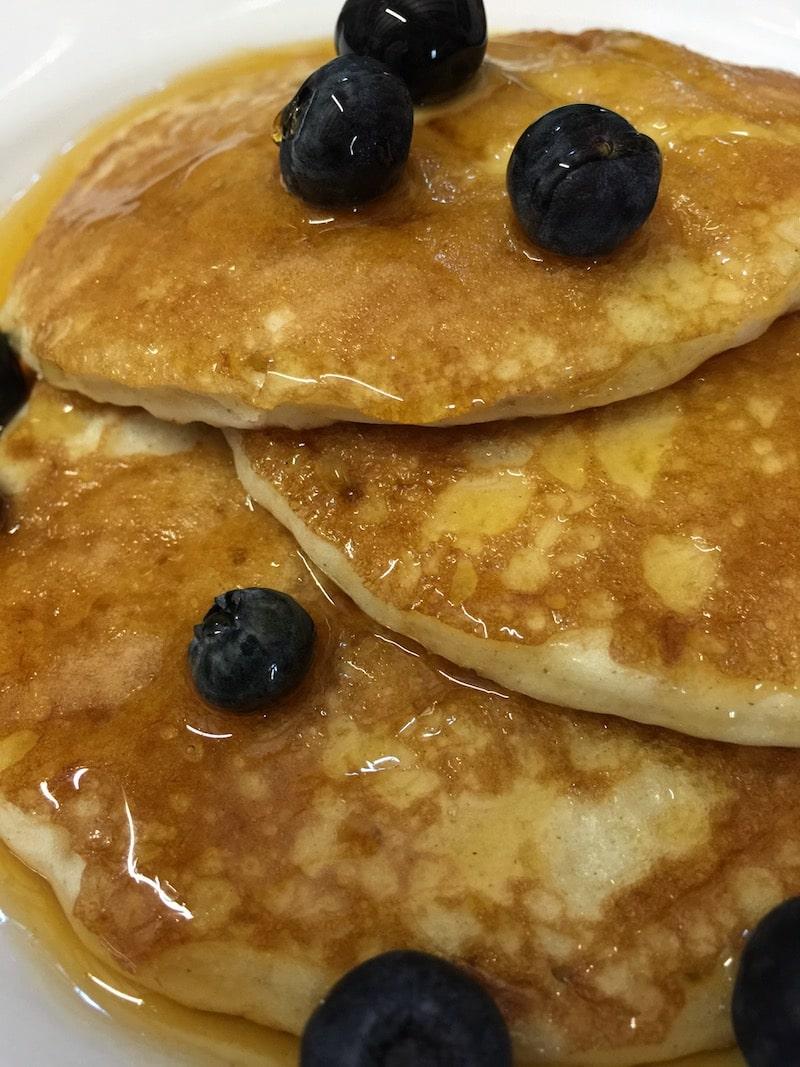 Buttermilk pancakes taunton image